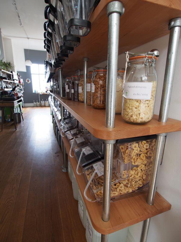 shelf corners