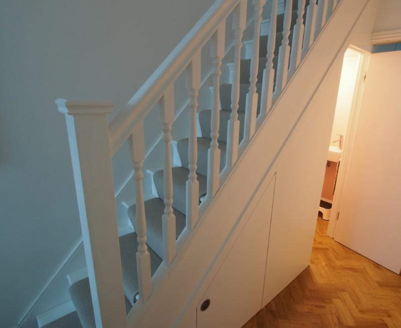 understairs open